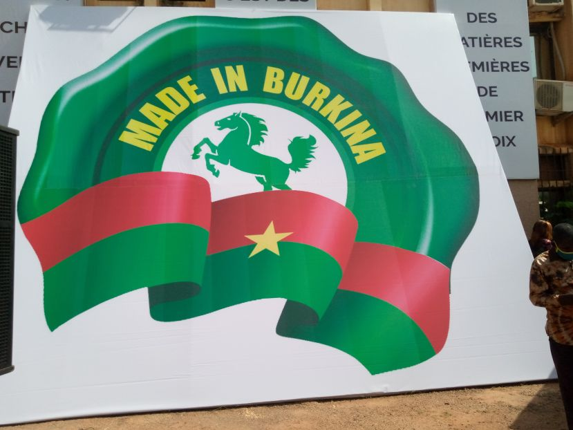 Mois du consommons local: le label Made in Burkina dévoilé